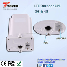 150 Mbps 802.11 n wifi router 4G outdoor CPE