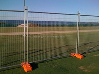 pvc coated cattle welded wire mesh fence panels