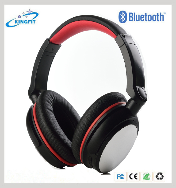 2017 Aliexpress Bluetooth 4.0 Noise Cancelling Wireless Stereo Sport Headset