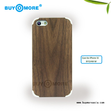 cheap 4g bamboo case with handcrafted products cell phone case wood for iphone 5s