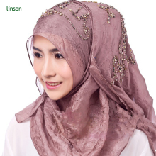 High Quality Fashional Customized Muslim hijab /tudung