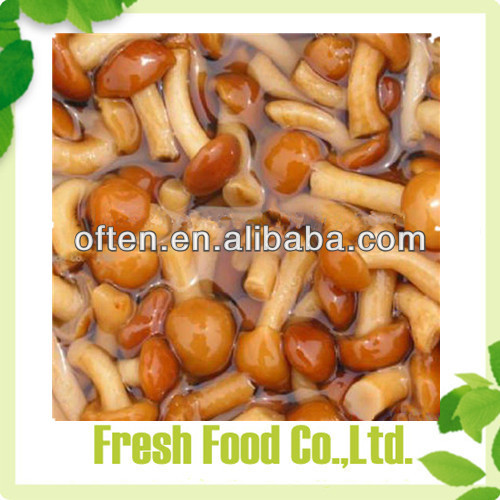 Canned Mushroom canned nameko mushrooms