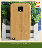 2014 hot sell bamboo samsung galaxy note3 case