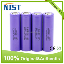 LG E1 18650 3.7V 3200mAh Rechargeable Lithium Ion Battery, Authentic LGE1 18650 Battery
