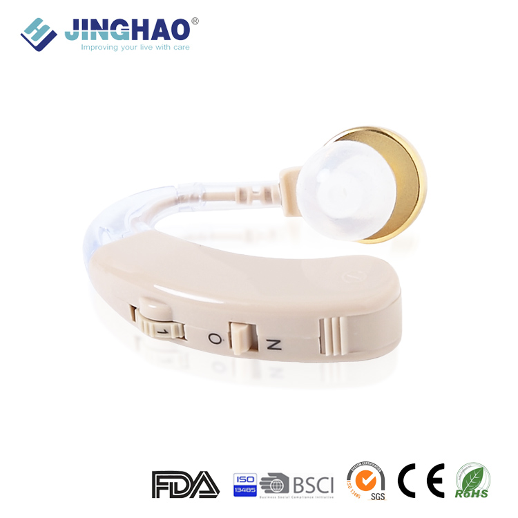 New Fashion High Quality Amplifier External BTE Analog Hearing Aid