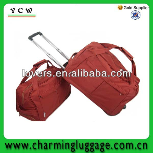 whoesale laptop travel trolley bag/trolley bag for boys