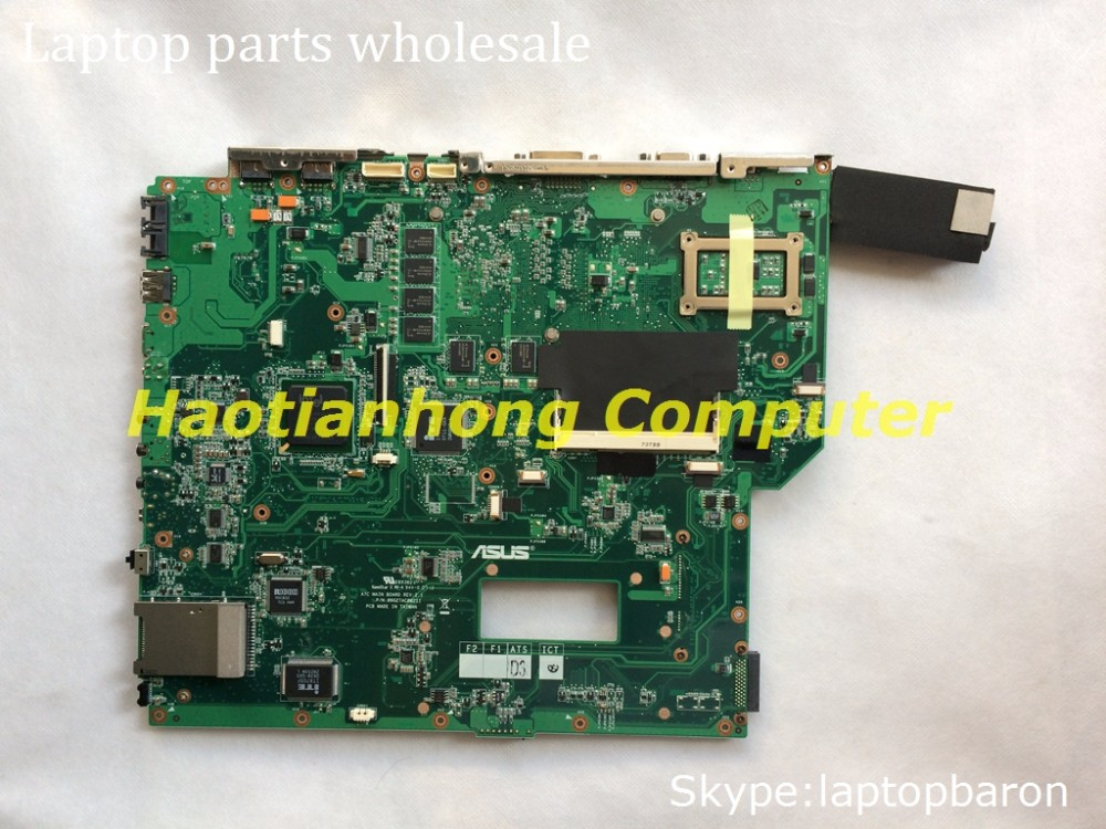 Wholesale laptop motherboard for Asus G2P notebook 60-NJVMB1000-B02 A7C 2.1 Ver PCB discrete graphics 08G27AC0021I