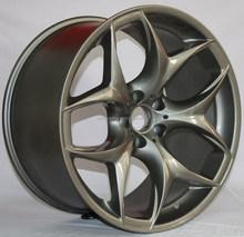 silver aluminum alloy wheel rim in hot selling