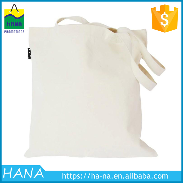 wholesale custom plain cotton bags,white shopping bags for promotion