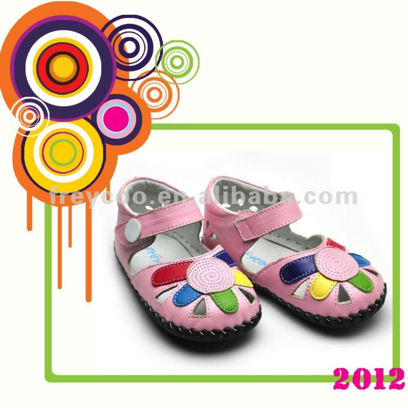 soft sole baby shoes PB-1062PK