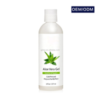 Organic Pure Moisturizing Firming Soothing Aloe
