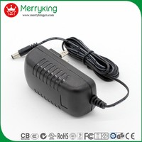 Wholesale universal 36W wall-mount travel ac/dc adapter with US plug CE GS CB UL CUL FCC approval