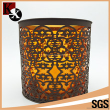 wholesale cheap decorative metal tea light candle holder
