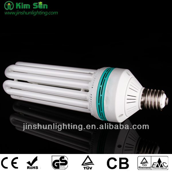 CFL Lamp 6U 120W-160W popular plastic