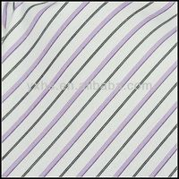 cotton grey and white stripes fabric(made in china)