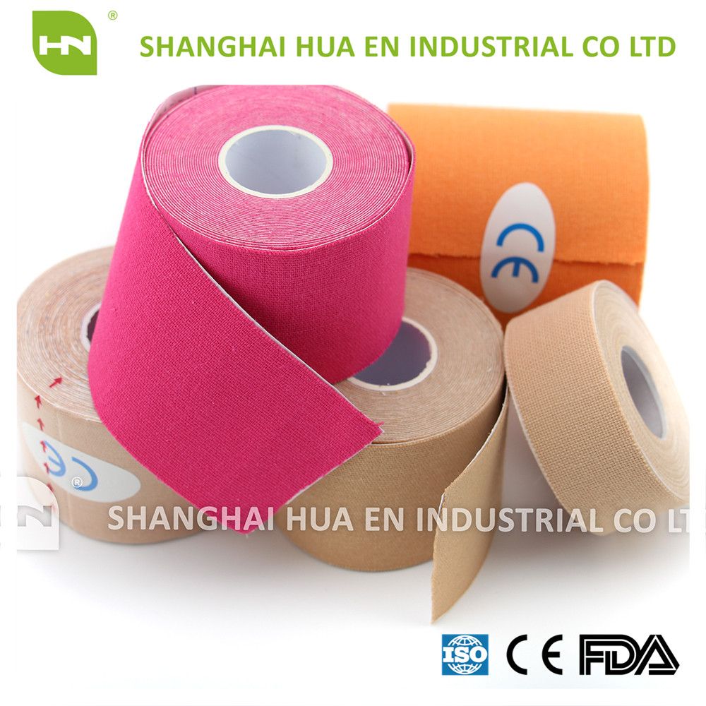 Trending hot products sport support synthetic medical muscle tape made in China