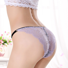 Cute Sweet Women Sexy Lace Underwear V-string Briefs Panties Thongs Sexy Lingerie Panty Women Panties