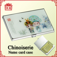 Personalized your best wedding return gift business name card holder card cases TZ908