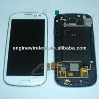 for Samsung Galaxy S3 III S 3 I535 L710 R530 LCD Touch Lens Digitizer Screen White