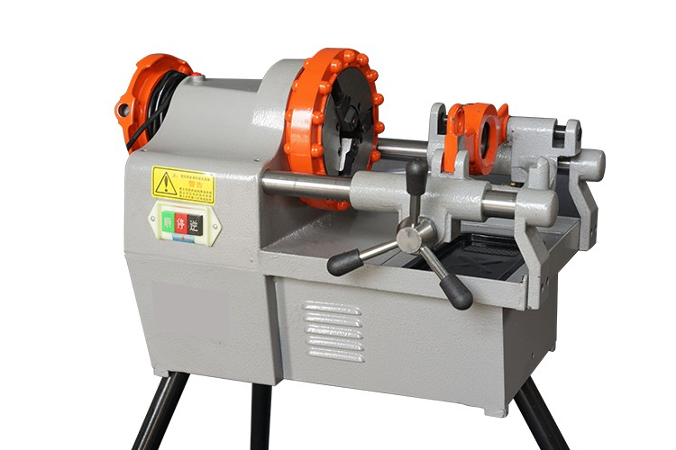 ZT-M18 750W Portable Round Steel Electric Pipe Threading Machine