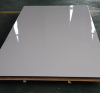 18mm high gloss uv mdf panel for furniture
