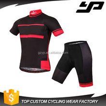 Cheap China Wholesale Digital Printing Custom Cycling Short Sleeve Sport Wear Cycling Jersey For Men