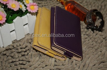 Wholesale - 2014 Universal holster Flip Leather Case Cover For iPhone 5 Mobile Phone Wallet Pouch Case