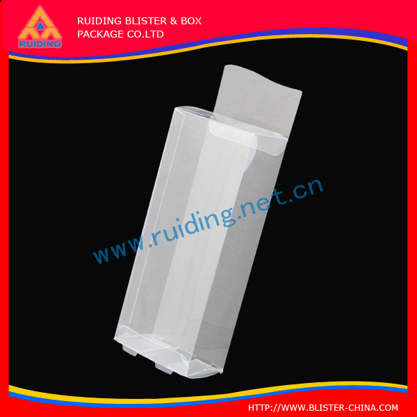 supplies superior quality pvc pet plastic packaging box