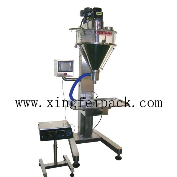 Semi Automatic Powder Filling and Packing Machine XFF-B