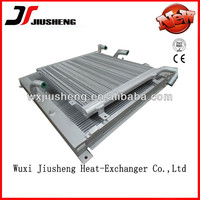 custom made aluminum radiator core for automobiles