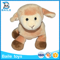 Custom plush goat toy gift for children factory directly sale