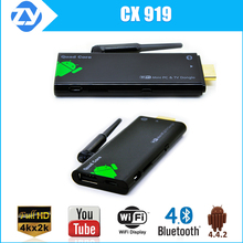 Cx919 quad core 2g ram/8g rom android 4.4 rk3188 cx919 cor tex a9 hd mi <span class=keywords><strong>dongle</strong></span> Google tv player