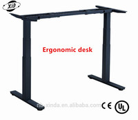 2017 New sit stand desk reviews with good price