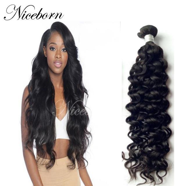 cheap wholesale water wave virgin peruvian human hair extension