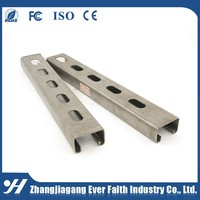 Factory Supply Corrosion Resistance C Channel Specification