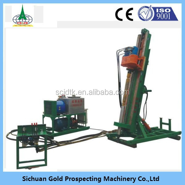YG-80 Soil small bore water well drilling machine for sale