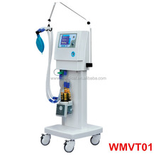 WMVT01 hospital ICU mobile medical ventilator price