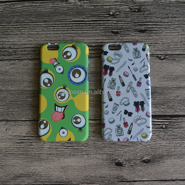 Custom cell phone case, Heat Transfer Phone Case, Custom Mobile Phone Cover for iPhone 6/7