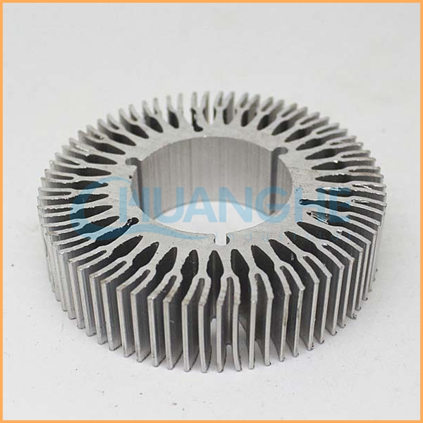 Made in China Fastener round aluminum profiles led heat sink