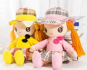 Hot Sale--Pretty Candy Girl Dolls with Hat