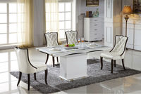 Wholesale Best Selling Marble Used Dining Room Furniture Tables For Sale