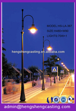 2016 Middle East High Quality Sale Decorative Cast Iron Street Lights