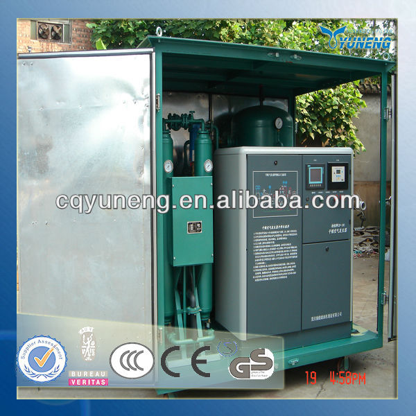 Automatic Industrial Air Dryer for Compressor