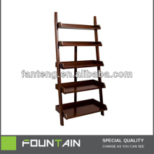 Special Quality Bookshelves Designs Wooden Antique Wood Ladders