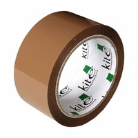 Carton sealing bopp self adhesive bopp brown packing tape