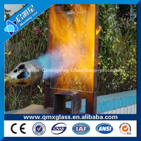 Fireproof tempered glass,Laminated Fireproof Glass