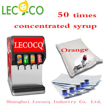 LECOCQ New product promotion for pure orange juice concentrate suppliers