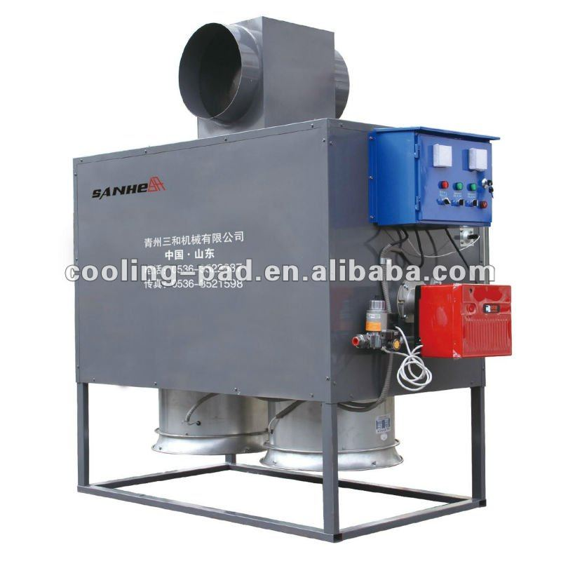 wall oven gas burning heating machine in cow|pig|chicken house