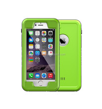 Caka Full Body Sealed Waterproof Underwater Shockproof Dirtproof Durable Case Cover for iPhone 6/6S
