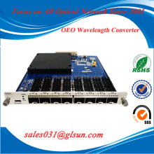 8 ports 10g fiber switch OEO Optical Transponder